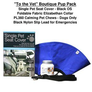 To the Vet Pet Emergency Trip & Travel Pup Pack